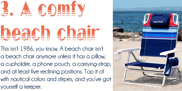 3-Beach Chair