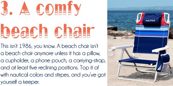 3-Beach Chair