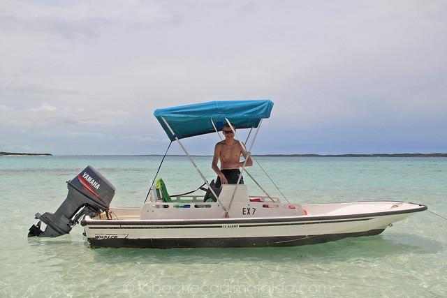Exuma, l'autentica esperienza delle Bahamas