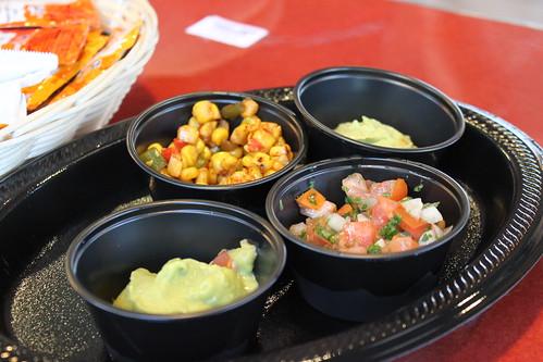 Taco Bell new Cantina menu!