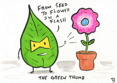The Green Thumb