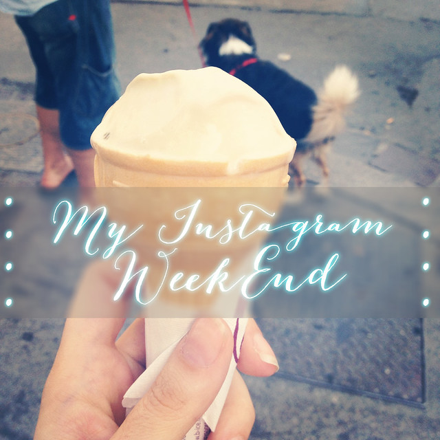 My Instagram WeekEnd