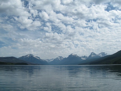 Tour 2012 Day 36 - Crown Jewels and Lake McDonald