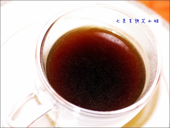 10 淡淡的咖啡油脂