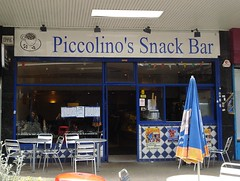 Picture of Piccolino's Snack Bar, 8 St George's Walk