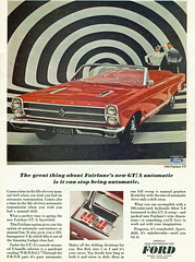 1966 Ford Fairlane GT/A Convertible