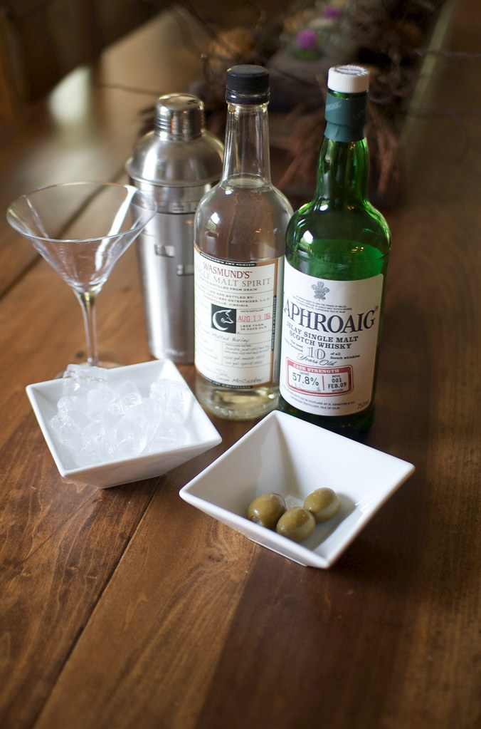 My Favorite Summer Whisky Cocktail