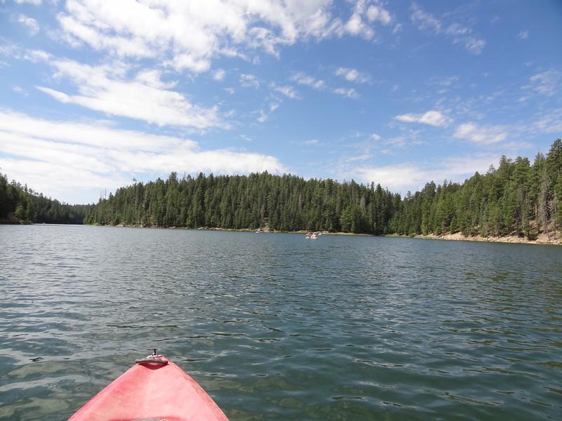 Hobie forums view topic az bear canyon lake for Canyon lake az fishing