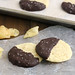 Chocolate-Dipped Potato Chip Cookies