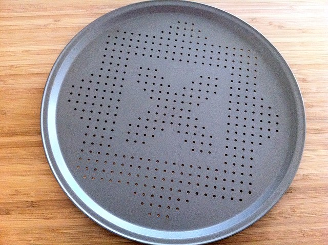 Round Pizza Pan