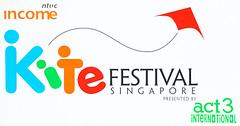 NTUC Income Kite Festival 2012