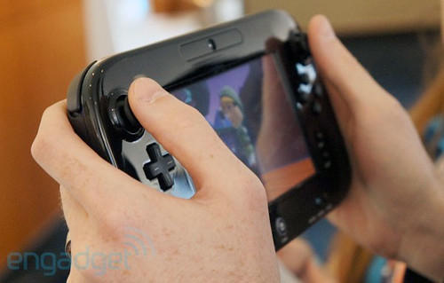 Harada: Wii U GamePad is Distracting for Fighting Games