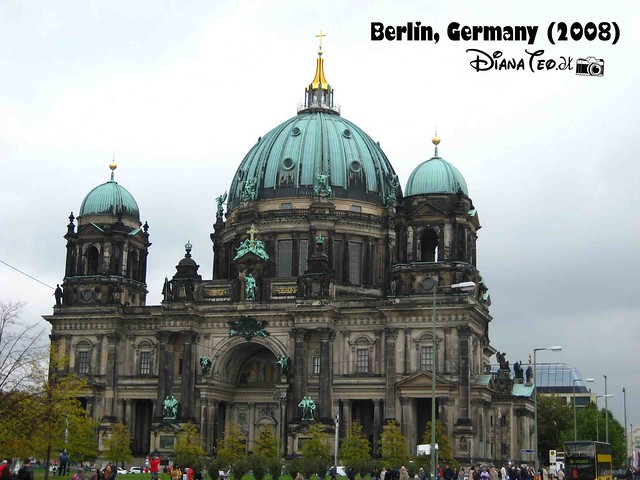 Berlin Cathedral Church 01