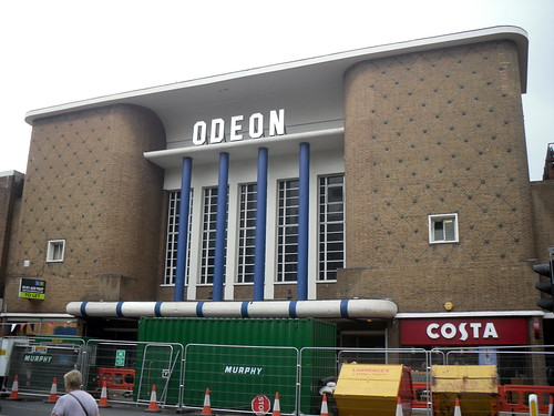 Odeon Cinema, Worcester