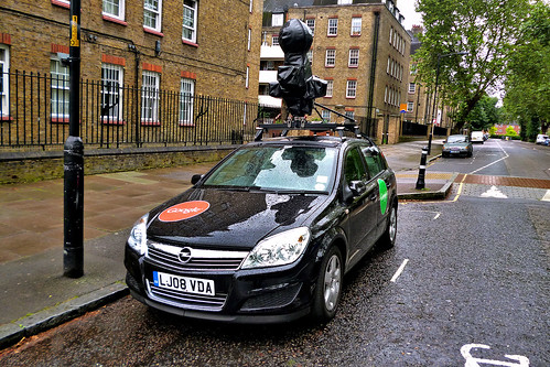2008 Opel Astra Hatchback (Google Street View Car)