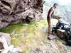 Campu di Vetta : Eckard se préparant au bivouac