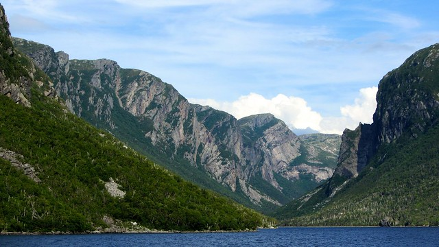 The End of Western Brook Pond