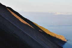 Stromboli, Aeolian Islands - Spots of light on Sciara del Fuoco