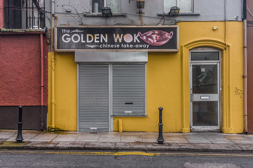 The Golden Wok - Chinese Restaurant On Cathedral Road (Cork City) by infomatique