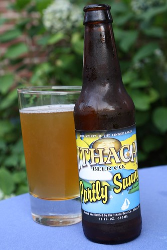 Ithaca Beer Company Partly Sunny