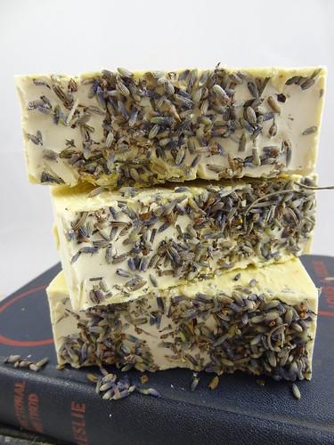 Lavender Olive Oil Soap July 2012 (4)
