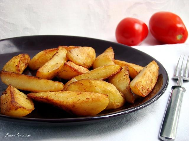картофель запеченный в мультиварке 2