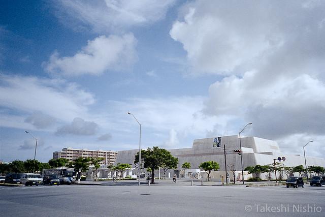 沖縄県立博物館 / Okinawa prefectural museum