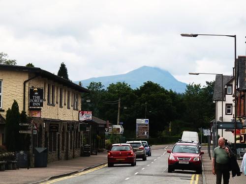 Aberfoyle, Trossachs, Scotland
