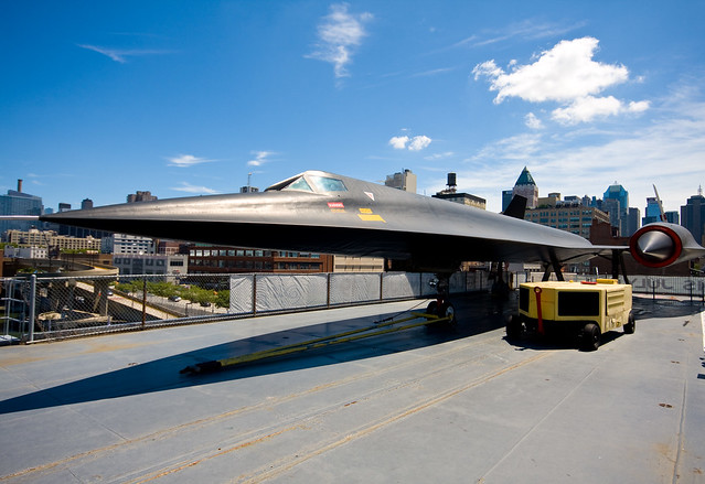 Blackbird, Intrepid Sea, Air, and Space Museum