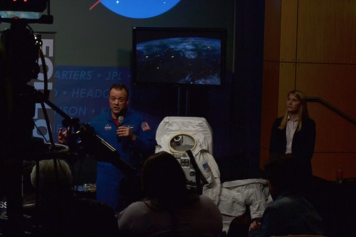 Another fantastic #NASAtweetup!