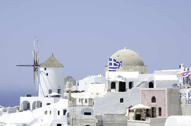Santorini-Village of Oia 3 by BruceHH, on Flickr