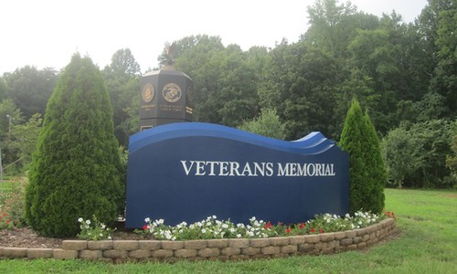 PG Veterans Memorial