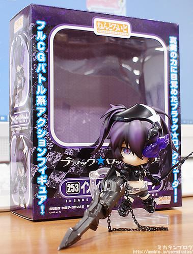 Nendoroid Insane Black Rock Shooter