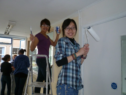 Community action day Blake Centre