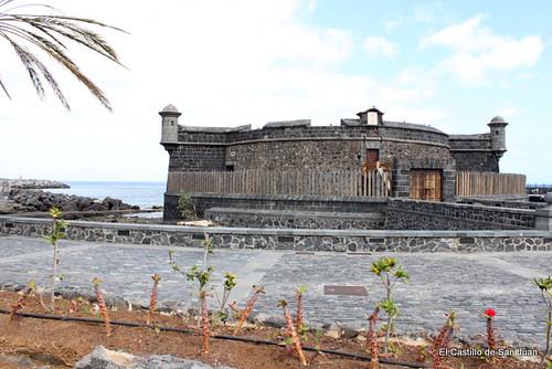 Castillo de San Juan, Santa Cruz de Tenerife