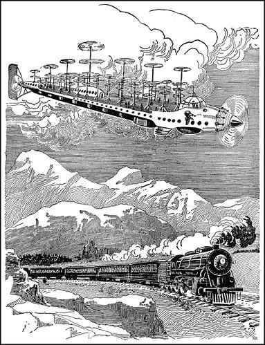 ... Jules Verne race!