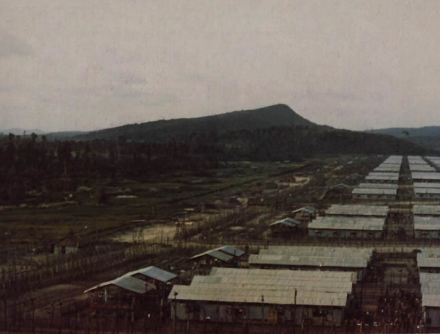 The POW Camp at Phu Quoc