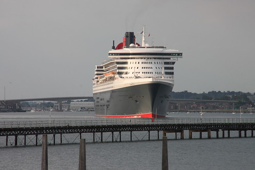 New Forest - Queen Mary 2