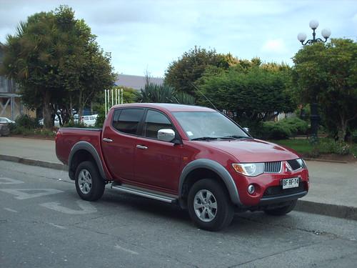 Mitsubishi L200 en Ancud 2009 (2)