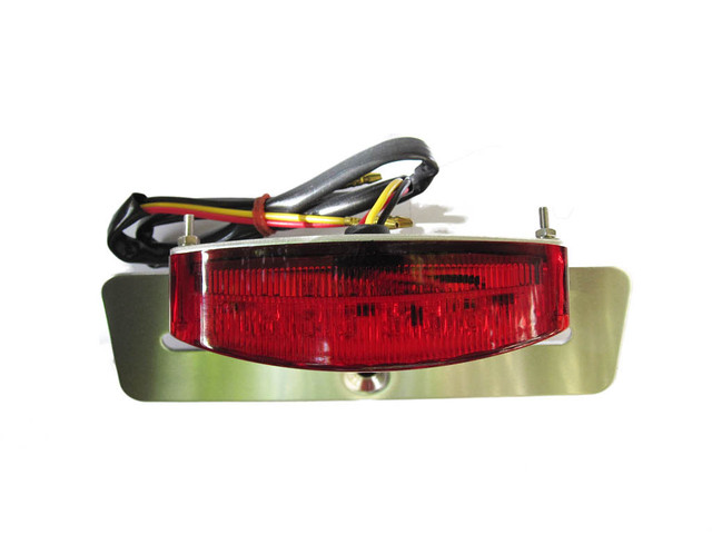 Led Taillight with Bracket