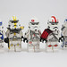 BrickFair VA 2012 Exclusives: Kix, Galle, Neyo, Fordo, and Snow Rex