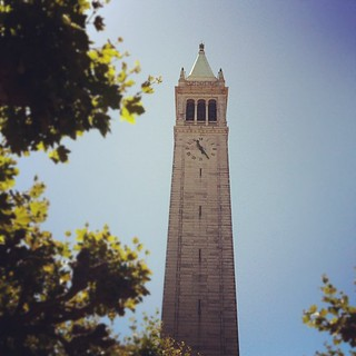 at UC Berkeley