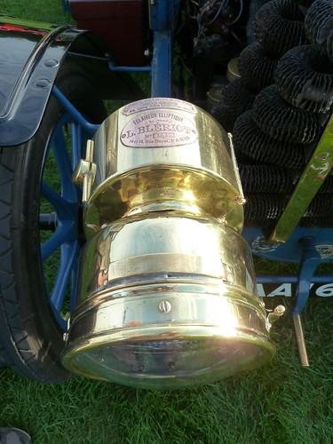 L Bleriot Lamp - AA 161 - 1902 Panhard et Levassor Tonneau