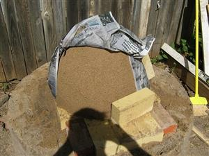 7702114522 1b6722fc1c o How to Build Your Own Outdoor Mud Oven