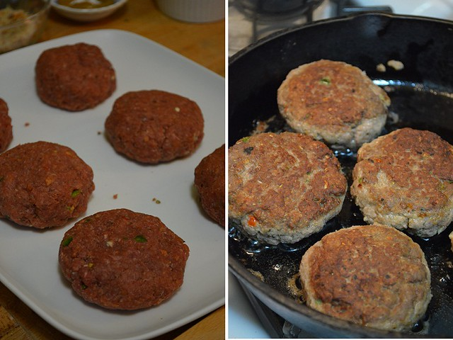 Making Patties