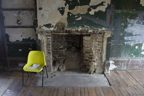 Peckham Rye Station Old Waiting Room
