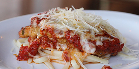 Chicken Parmesan, Word of Mouth, Sarasota, FL