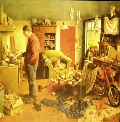 Marius van Dokkum,  A Man's World,  2006