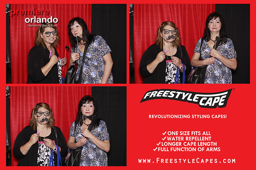 Orlando Premier Hair Show FreestyleCapes Yelp WeddingWire YelpOrlando Art Orlando Photo Booth Florida Prize Event Weddings Party Quinceanera white props mustache Sequin SNAP studio wedding rental fun best popular central fiesta
