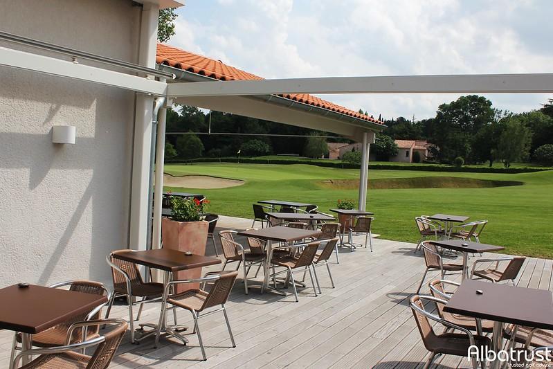 photo du golf Golf de Toulouse - Parking
